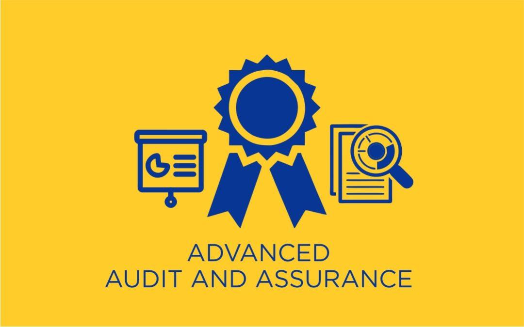 Advanced Audit And Assurance